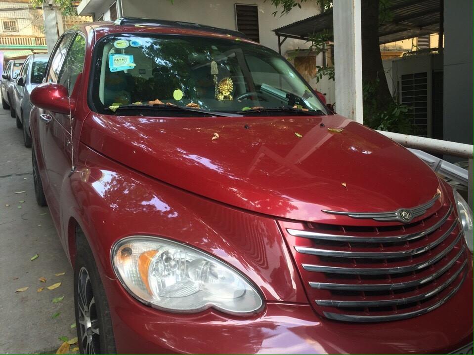 Cần bán xe Chrysler năm 2009, màu đỏ, nhập khẩu nguyên chiếc