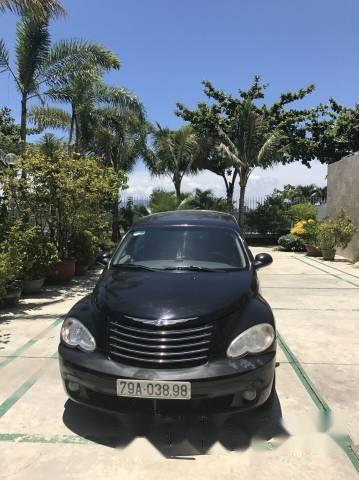 Bán Chrysler Cruiser AT đời 2007, màu đen, giá tốt