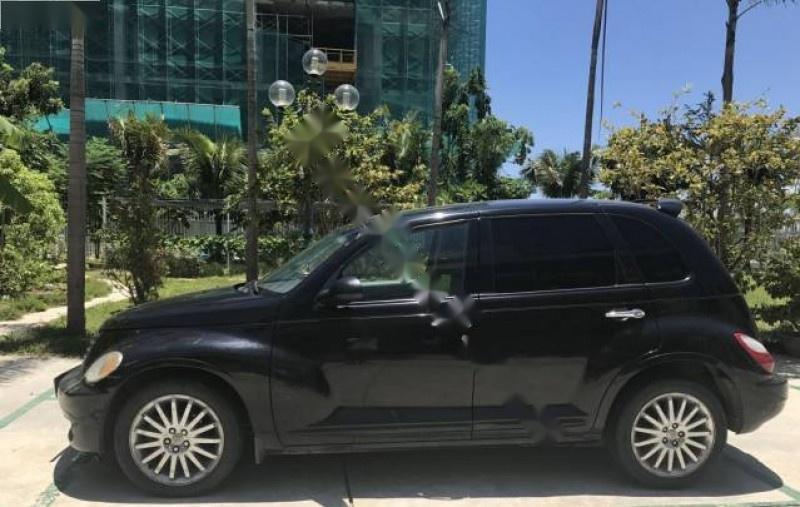 Bán gấp Chrysler Cruiser đời 2007, màu đen, nhập khẩu số tự động