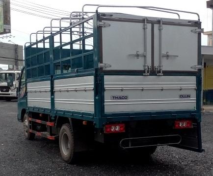 Bán xe Thaco Ollin 700B tải 6T95 thùng 6m2 TP. HCM