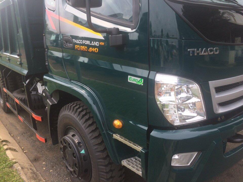 Cần bán xe Thaco FORLAND đời 2018, màu xanh lam