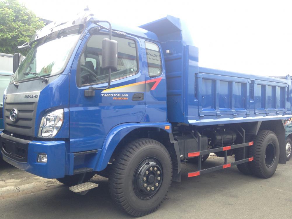 Bán Thaco Forland FD9500 năm 2017, màu xanh lam
