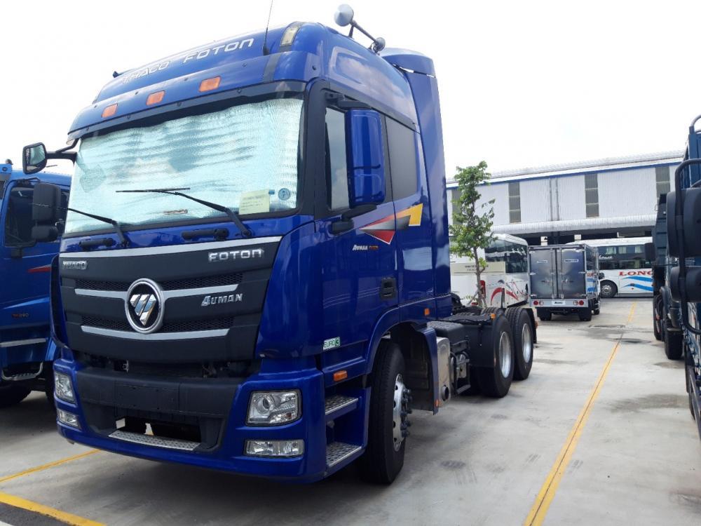 Bán xe đầu kéo cao cấp FV375 của Thaco, bảo hảnh 3 năm, hỗ trợ trả góp