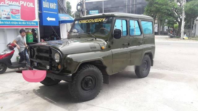 Cần bán gấp UAZ Hunter đời 2005, nhập khẩu như mới giá cạnh tranh