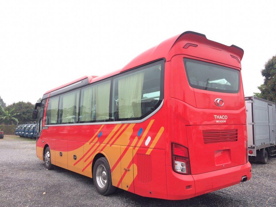 Xe khách Thaco TB85, Xe khách Thaco 34 chỗ giá tốt nhất Hà Nội