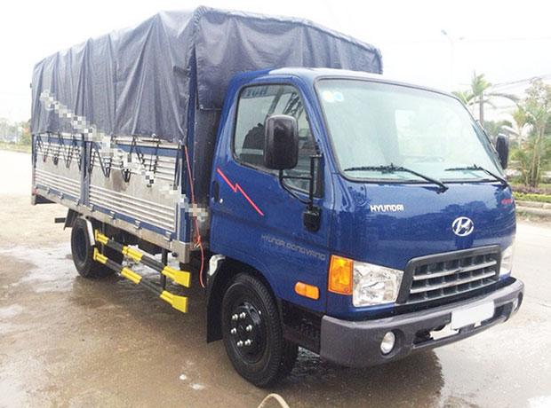 Giá xe tải Hyundai Hd700 Đồng vàng 7 tấn