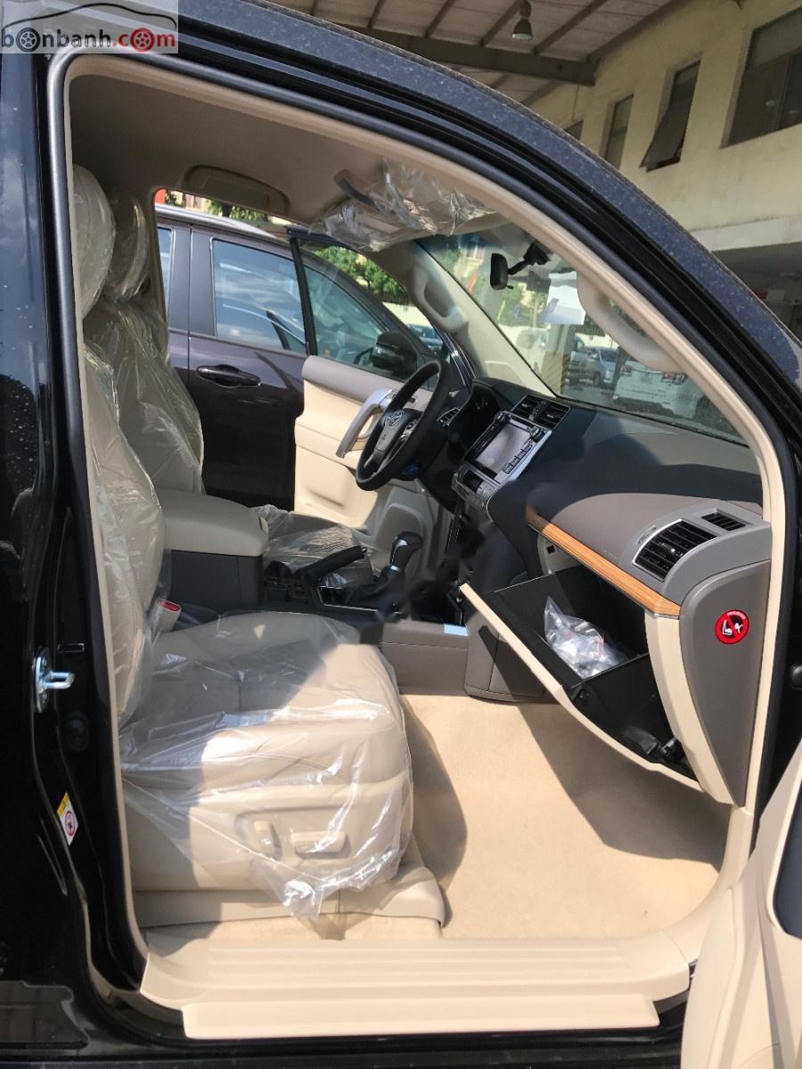 Bán xe Toyota Prado VX 2.7L đời 2019, màu đen, nhập khẩu