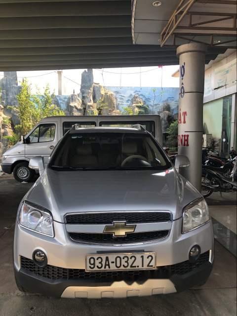 Bán Chevrolet Captiva 2007, tự động, nội thất đẹp