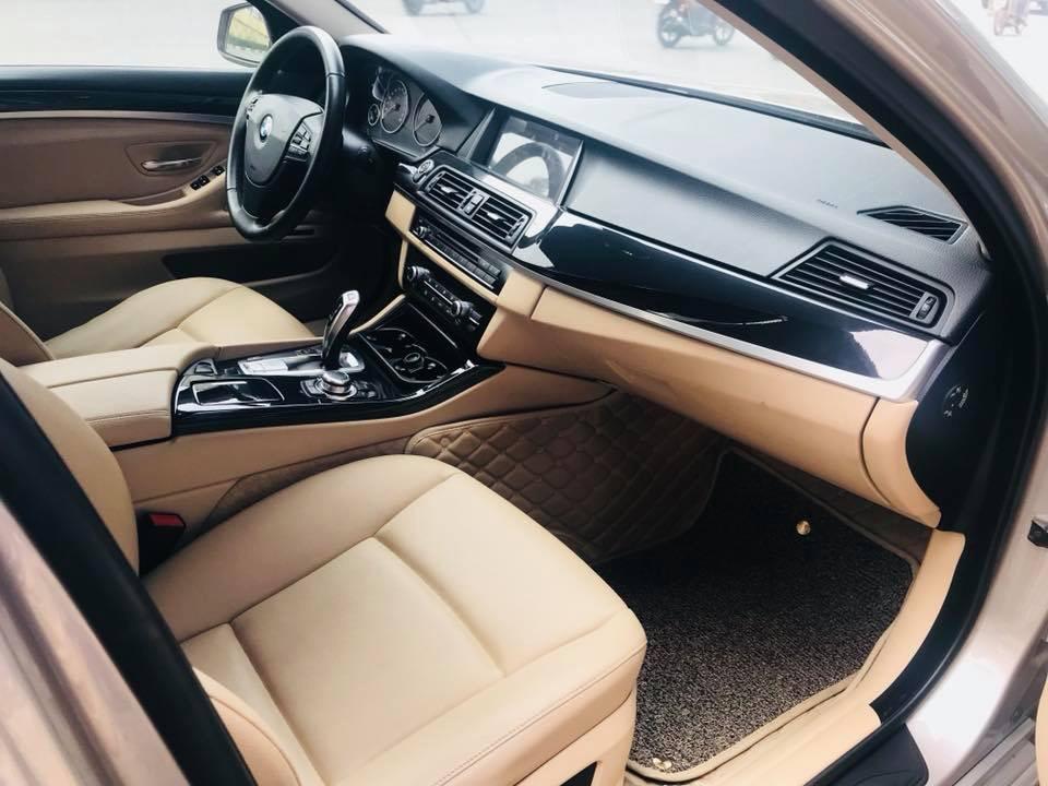 Bán BMW 5 Series 520 2013, xe nhập, biển số Vip