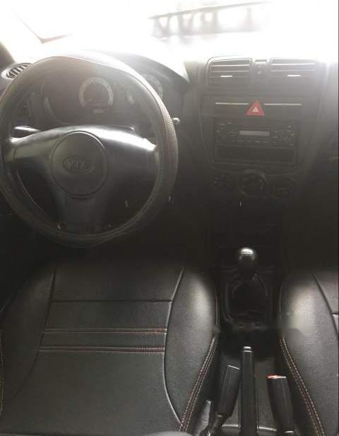 Bán Kia Morning sản xuất năm 2008, màu trắng, xe mới đăng kiểm, 4 lớp mới