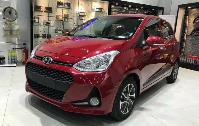 Hyundai Grand i10 mới 2019 chỉ 120tr, trả góp vay 80%, LH: 0947.371.548