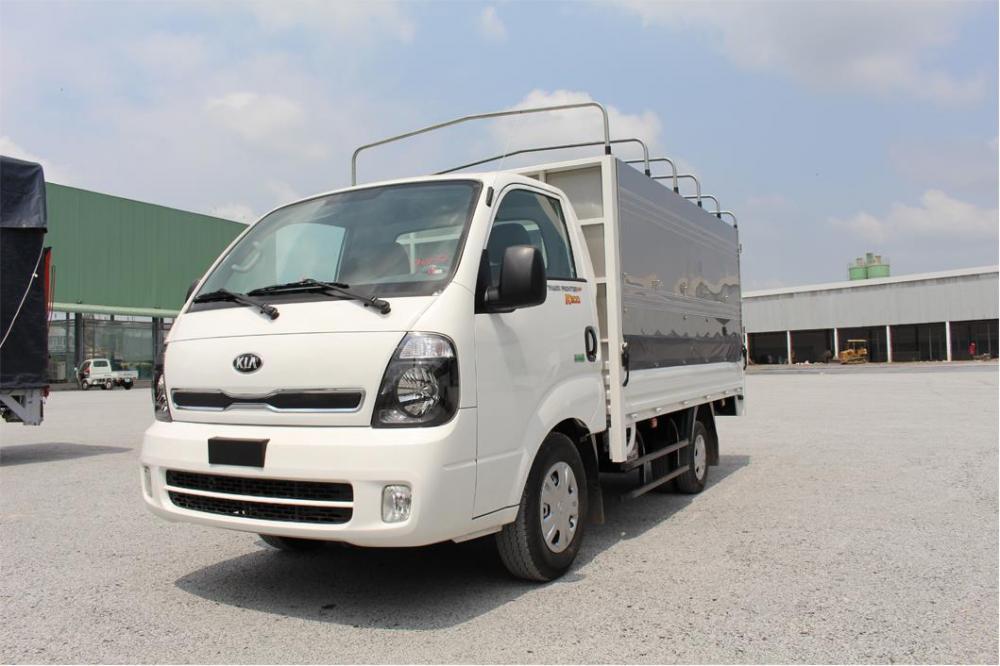 Bán trả góp xe tải KIA NEW FRONTIER K200  thùng dài 3m2