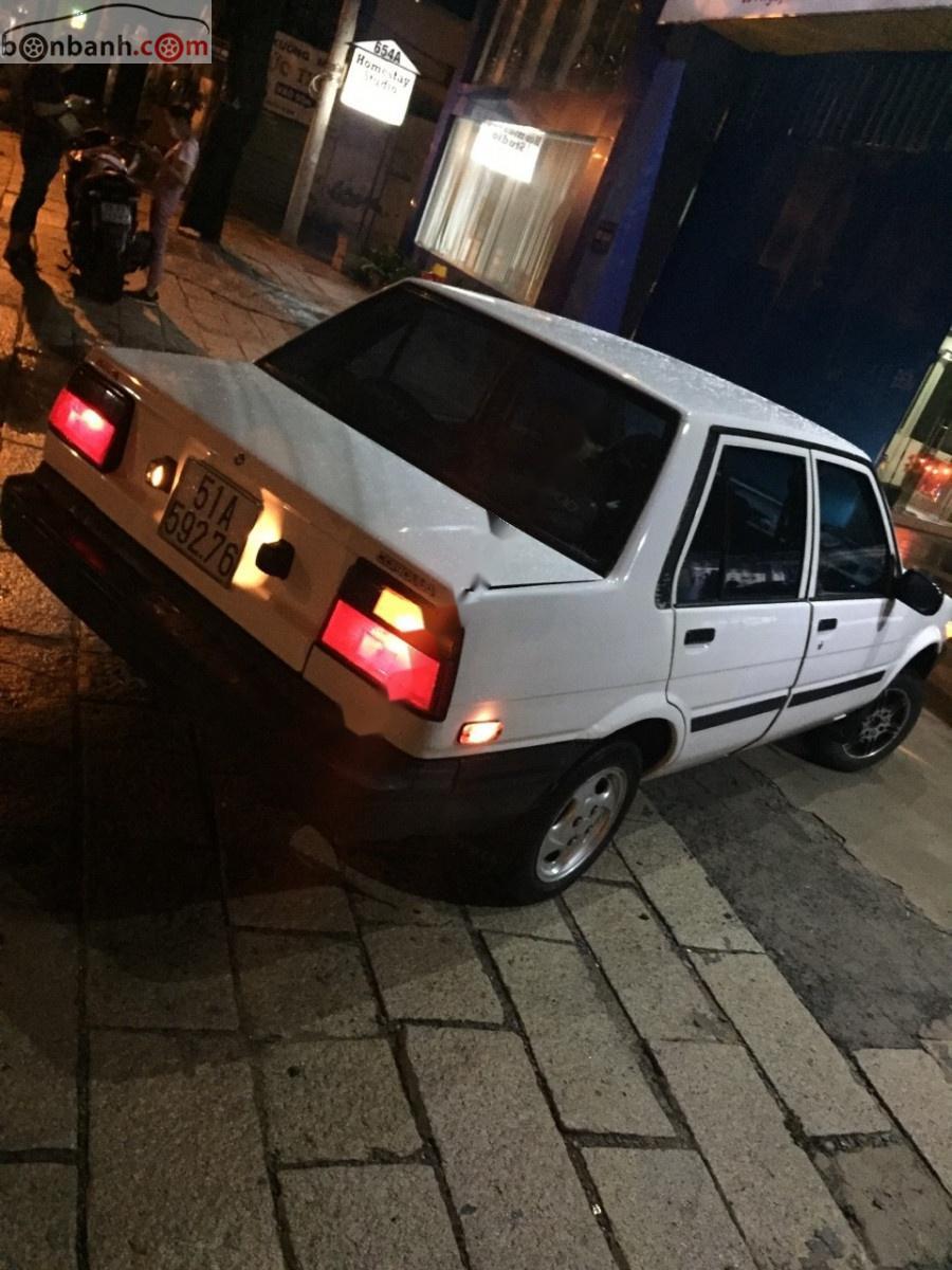 Bán xe Toyota Corolla 1.6MT 1986, màu trắng, nhập khẩu