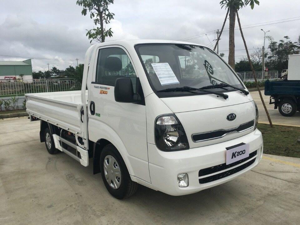 Xe tải trả góp Kia K200 1 tấn 4, 1 tấn 9, đại lý xe tải Kia Vũng Tàu
