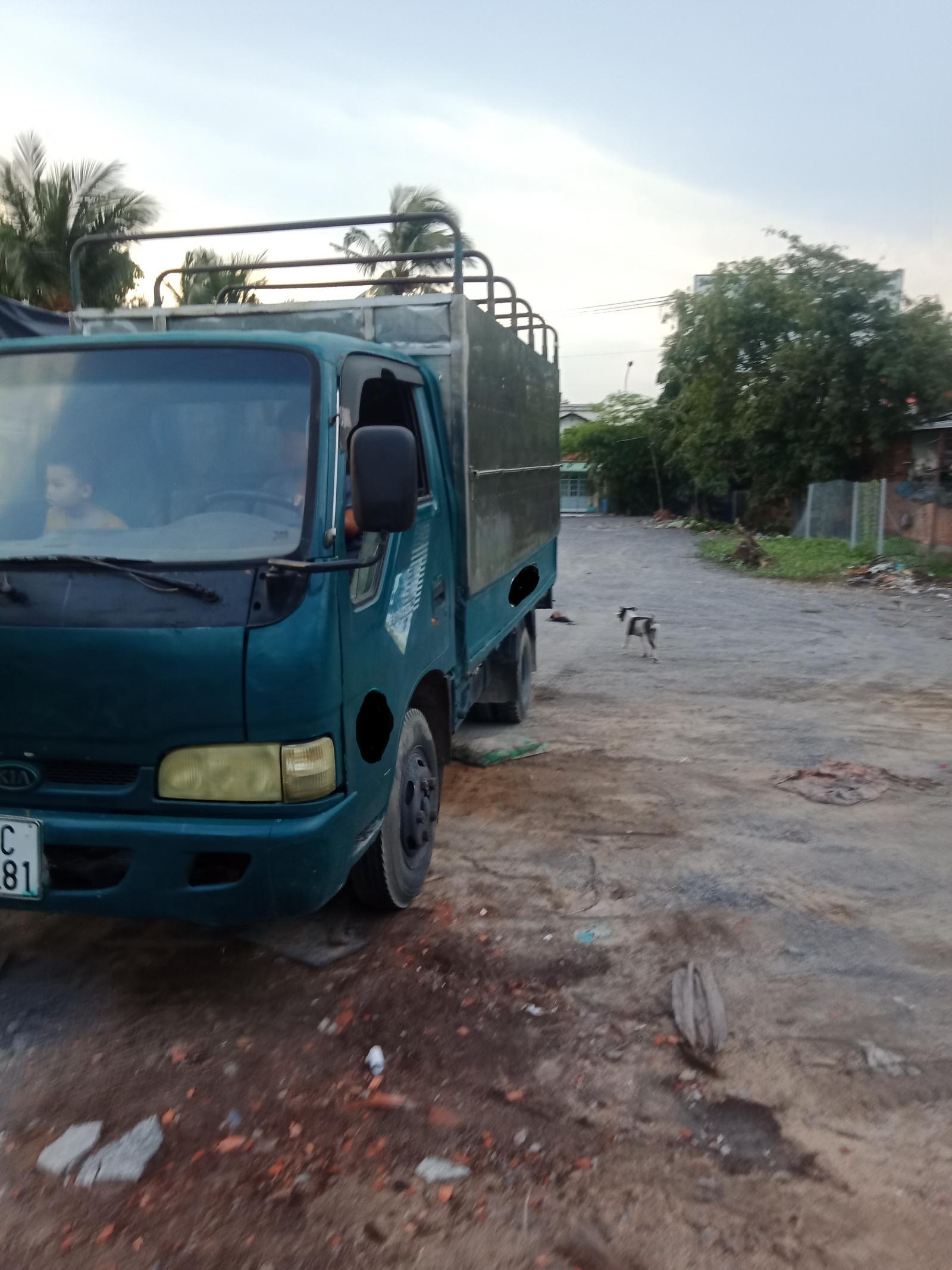Bán xe tải Kia K2700 II 1T2, giá mềm