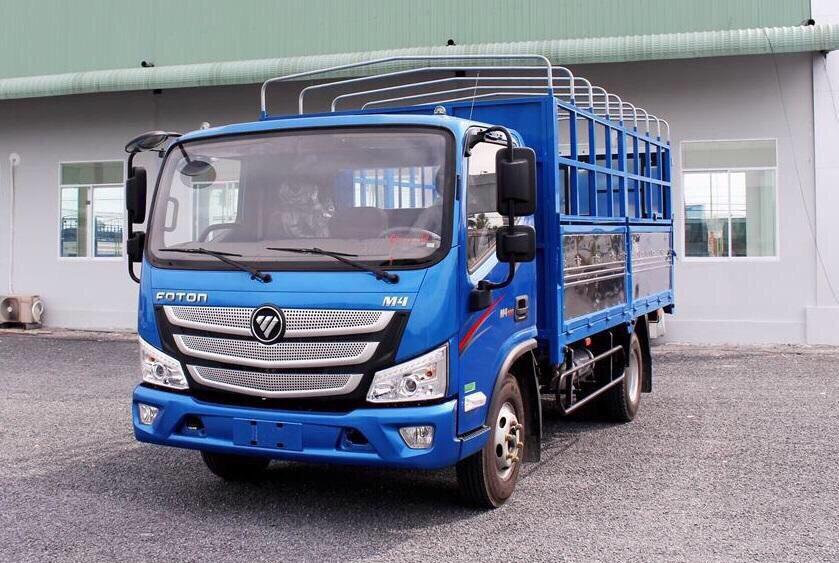 Bán xe tải THACO M4 – xe tải 2 tấn động cơ Mỹ, hộp số Đức giá tốt nhất tại Đồng Nai