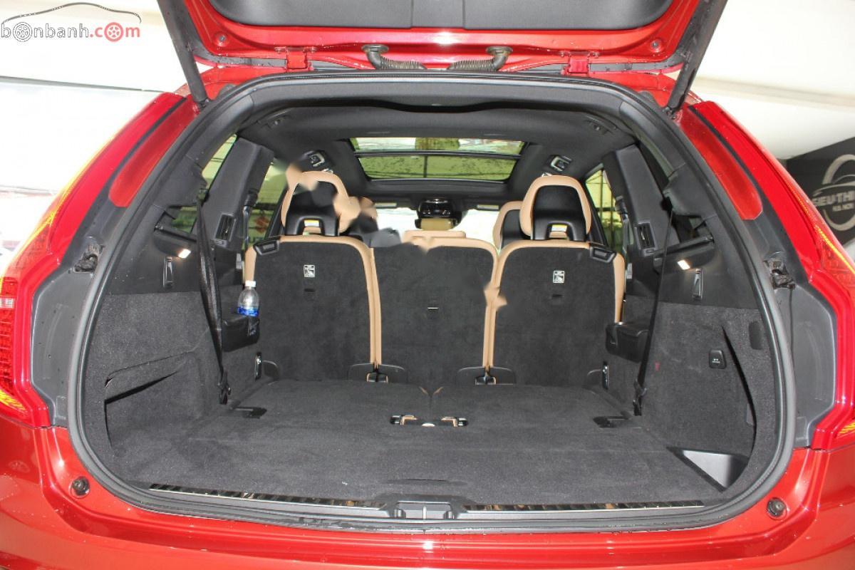 Cần bán gấp Volvo XC90 sản xuất 2015, màu đỏ, nhập khẩu