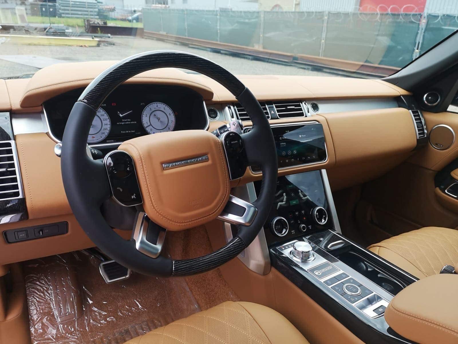 Range Rover SV Autobiography 3.0 V6 2021, màu xám, nhiều ưu đãi