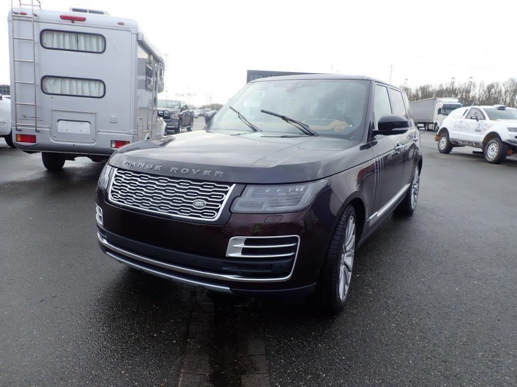 Cần bán xe Range Rover 3.0 SV Autobiography 2021, màu đỏ, giá cạnh tranh