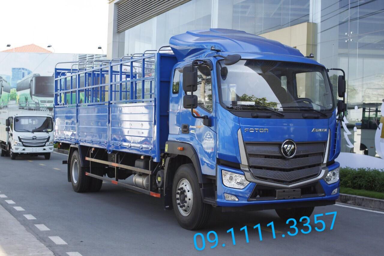 Xe Tải 9 tấn 1 Thaco Auman C160 E4 Tại Hải Phòng