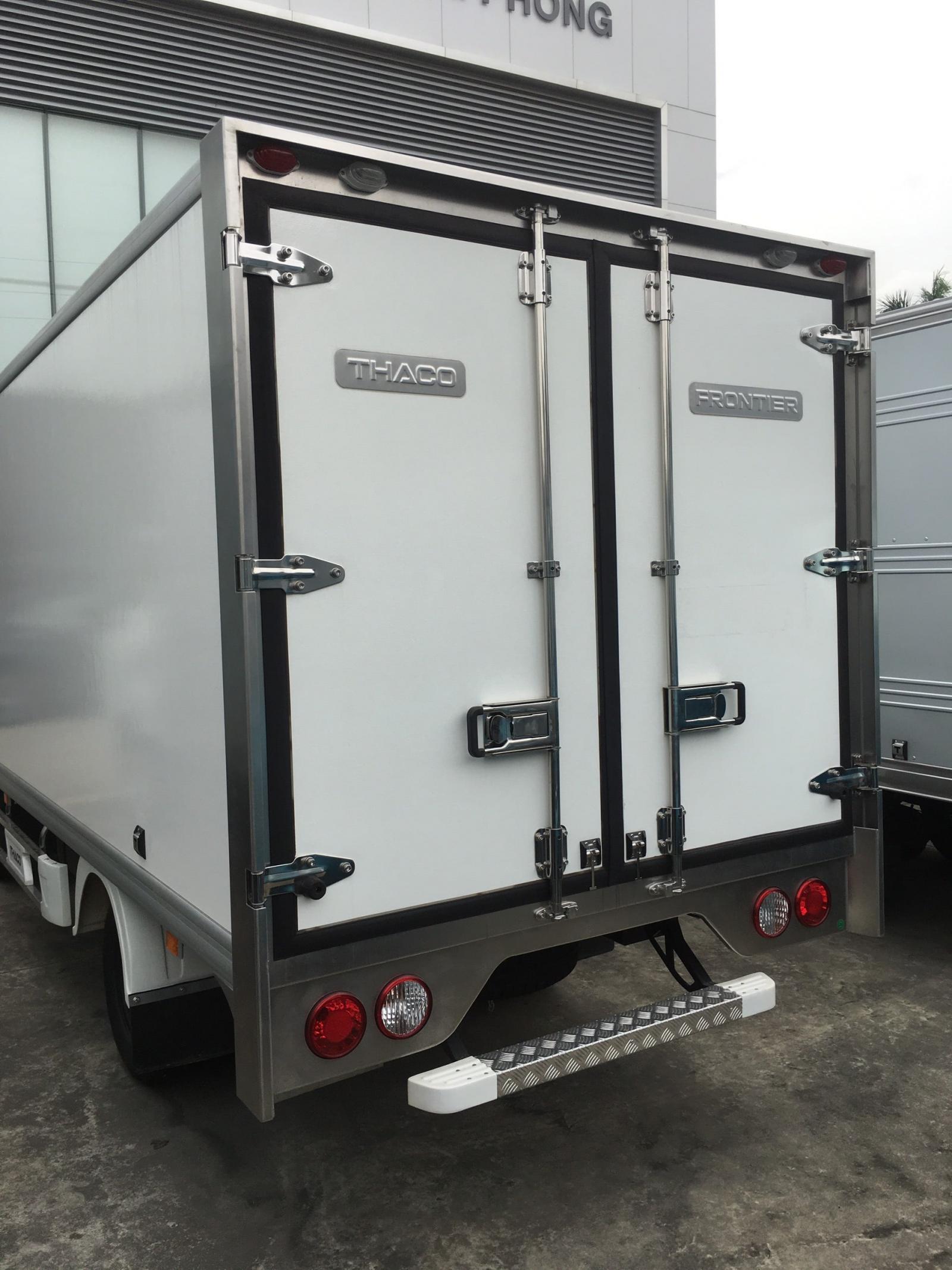 Xe Tải K200 Thùng Đông Lạnh Tải trọng 1 tấn rưỡi tại hải p