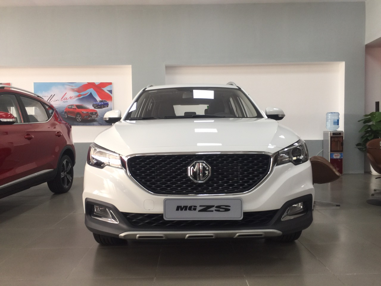 MG ZS 1.5 2WD Comfort