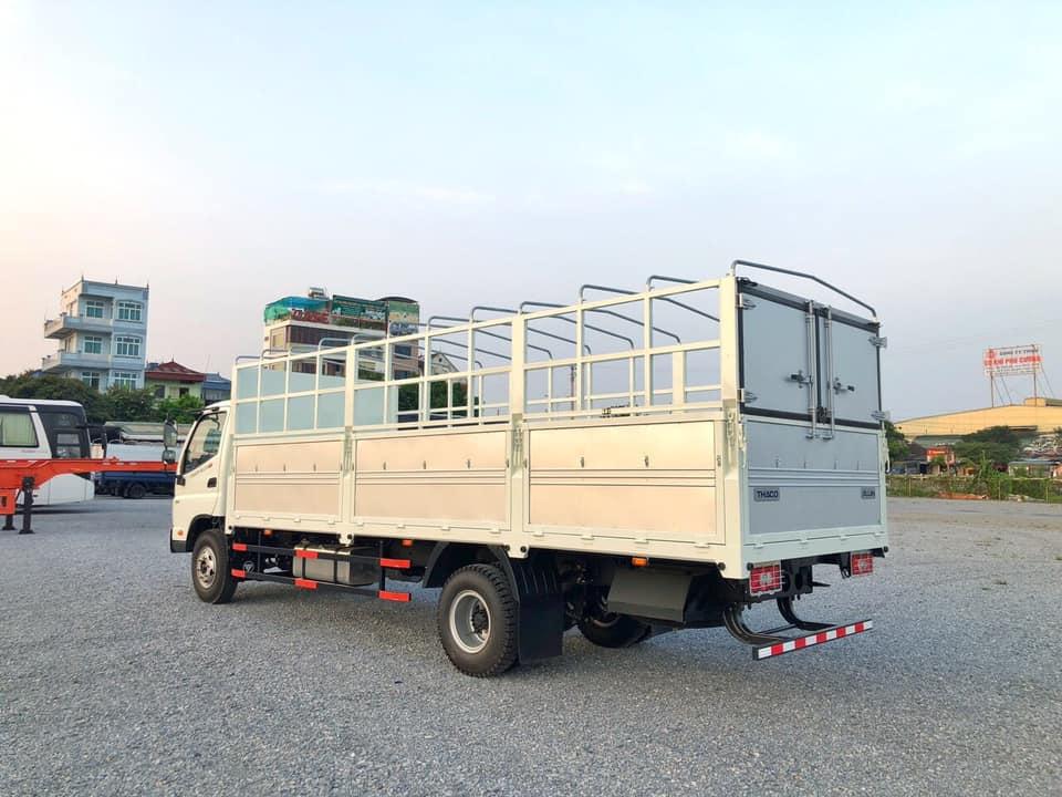 Xe tải 7 tấn Thaco Ollin120 phiên bản mới nhất tại Hải Phòngg