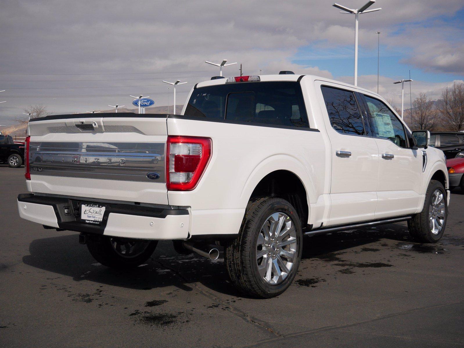 Cần bán Ford F 150 Limited  2021, màu trắng, xe nhập Mỹ