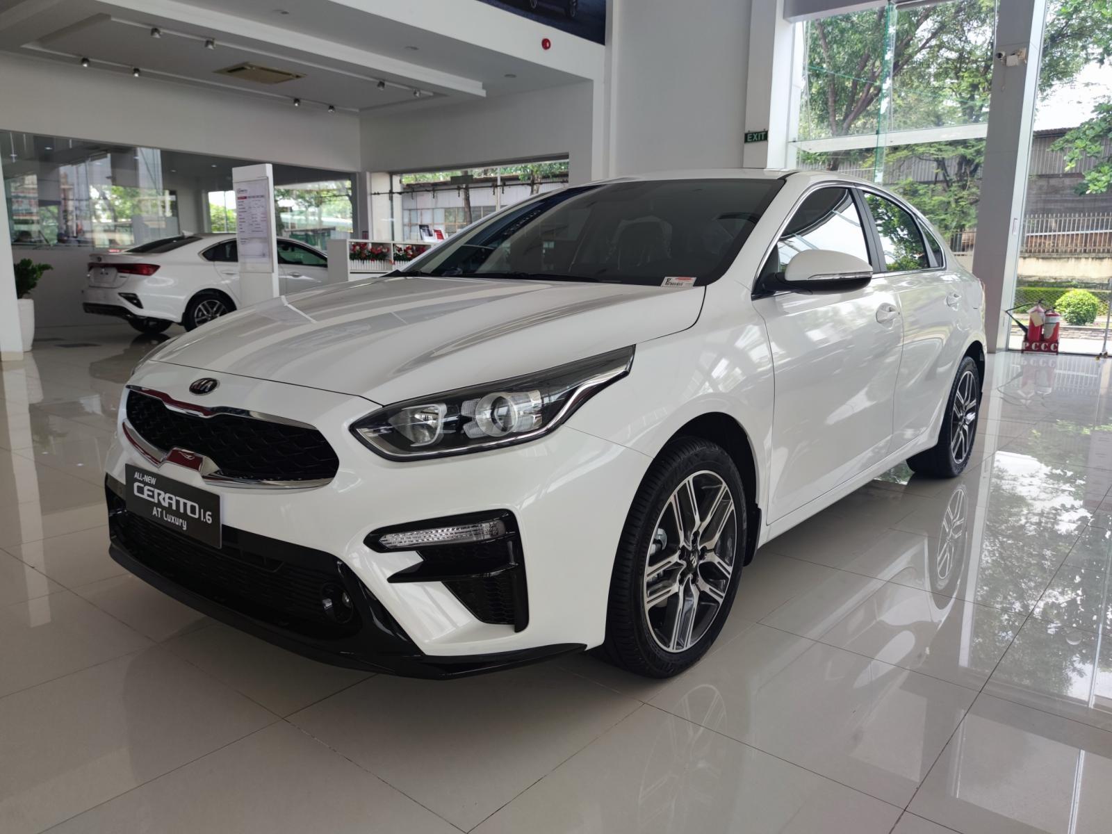Kia Cerato khuyến mãi khủng tháng 7 chỉ từ 499 triệu,giá tốt tại Kia Bình Phước