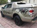 Bán xe Ford Ranger XLS 2.2L nhập Thái Lan, số sàn, máy dầu, mầu vàng cát, SX và ĐK: 2016