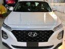 Bán xe Hyundai Santa Fe đời 2019, màu trắng