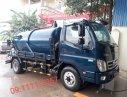 Xe Tải Thaco Ollin 500 Hút chất thải tải trọng 4 tấn 9