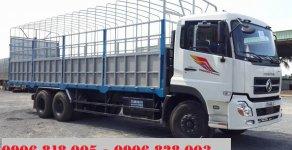 Xe Dongfeng C260 tải thùng 3 chân 13 tấn 13.6 tấn 14 tấn màu trắng/vàng giá tốt nhất giá 1 tỷ 110 tr tại Bình Dương