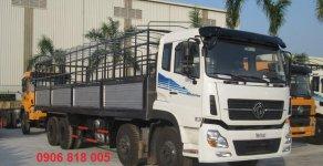 Xe tải Dongfeng Trường Giang 4 Chân 17 tấn/18 tấn/19 tấn thùng bạt dài 9m5 giá 960 triệu tại Bình Dương