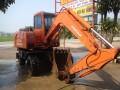 Máy xúc bánh lốp Doosan w55 sx 2003, máy súc bánh lốp gàu 03 giá 490 triệu tại Nghệ An