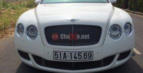 Cần bán gấp Bentley Continental GT đời 2007, màu trắng, nhập khẩu chính hãng, số tự động giá 2 tỷ 850 tr tại Tp.HCM