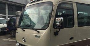 Bán xe khách Hyundai county 29 chỗ, giá rẻ cực tốt, KM hấp dẫn, xe giao ngay, mua TRẢ GÓP giá 1 tỷ 155 tr tại Hà Nội