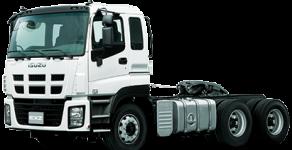 Đầu kéo Isuzu nhập khẩu nguyên chiếc 6X4 giá 1 tỷ 950 tr tại Tp.HCM