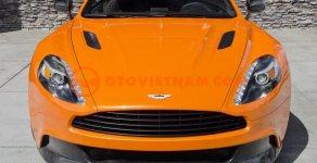 Bán ô tô Aston Martin Vanquish đời 2016, màu vàng, xe nhập giá 27 tỷ 200 tr tại Hải Phòng