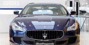 Bán ô tô Maserati Quattroporte S Q4 2015, xe mới, màu xanh, giá tốt giá 8 tỷ 290 tr tại Tp.HCM