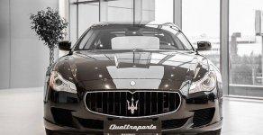Bán ô tô Maserati Quattroporte 2015, màu đen, giá tốt giá 7 tỷ 990 tr tại Tp.HCM