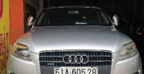 Cần bán gấp Audi Q7 3.6 2007, màu bạc, nhập khẩu chính hãng  giá 1 tỷ 120 tr tại Tp.HCM