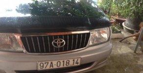 Bán Toyota Zace GL đời 2000, nhập khẩu nguyên chiếc chính chủ giá 235 triệu tại Bắc Kạn