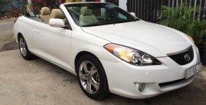 Chính chủ bán Toyota Solara đời 2009, màu trắng, xe nhập giá 930 triệu tại Tp.HCM
