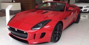 Bán ô tô Jaguar F Type đời 2015, màu đỏ, nhập khẩu giá 7 tỷ 799 tr tại Tp.HCM