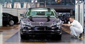 Cần bán xe Volkswagen Phaeton đời 2016, màu đen, nhập khẩu chính hãng giá 3 tỷ 133 tr tại Tp.HCM