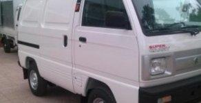 Cần bán Suzuki Supper Carry Van sản xuất 2016, màu trắng giá 260 triệu tại Quảng Ninh