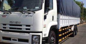 Bán ô tô Isuzu FVM34W (6X2) đời 2015, màu trắng, nhập khẩu chính hãng Nhật Bản giá 1 tỷ 570 tr tại Tp.HCM