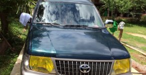 Bán Toyota Zace DX đời 2004, màu xanh lam chính chủ giá 260 triệu tại Sơn La