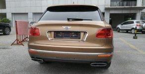 Bán Bentley Bentayga 2017, nhập khẩu chính hãng giá 16 tỷ tại Hà Nội